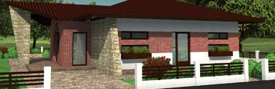 case | casa cu etaj 38 | arhitect gabriel georgescu, Proiect de case