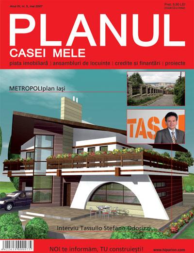 Planul Casei Mele | 05 2007