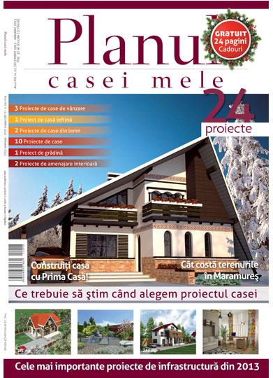 Planul Casei Mele | 12 2012