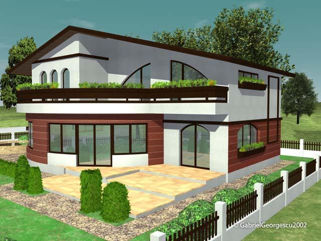 Casa popa proiecte case etaj case cu etaj tattoo design bild for Case cu etaj