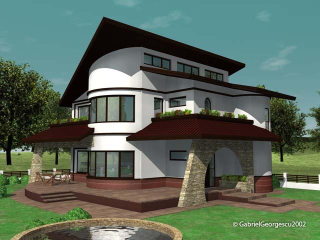 Casa cu etaj 17 proiecte de case personalizate for Youtube case cu mansarda