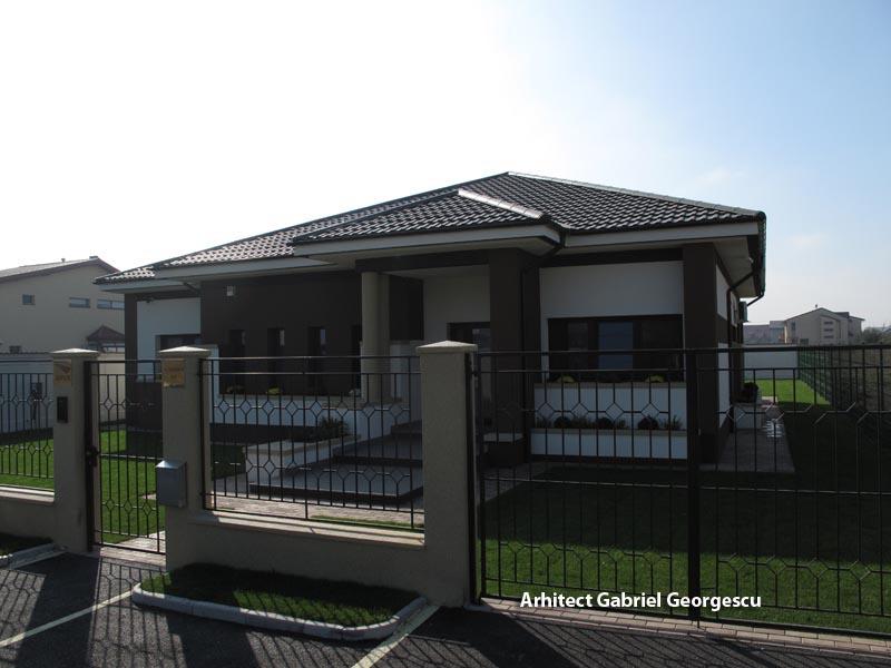 Proiecte de case proiect 16 casa parter arhitect for Proiecte case parter