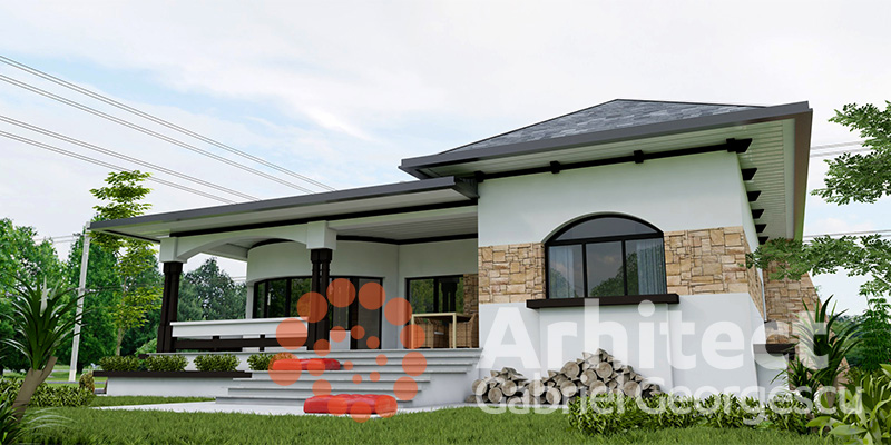 proiecte de case casa parter 24 arhitect gabriel