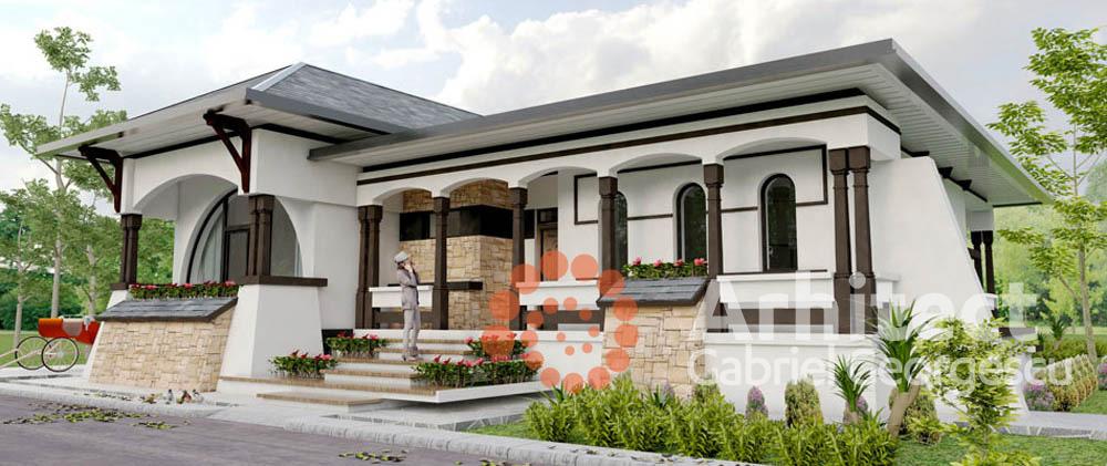 Proiecte de case prezentare arhitect gabriel georgescu for Proiecte case parter