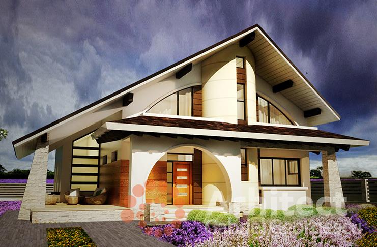 Casa cu etaj 62 proiecte de case personalizate for Proiecte case cu mansarda 2017