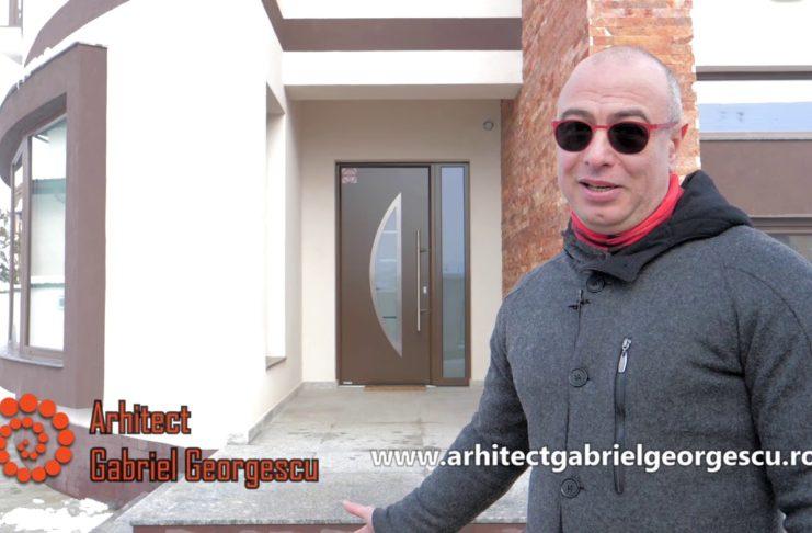 Proiecte de case personalizate | Arhitect Gabriel ...