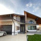 Proiect 49 | Casa cu etaj 58
